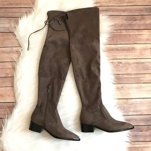 NEW MARC FISHER LTD YENNA OVER THE KNEE BOOT